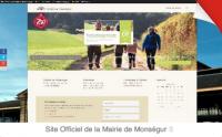 Site de la Mairie de Monségur